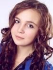 Photo of beautiful  woman Evgeniya with brown hair and green eyes - 20839