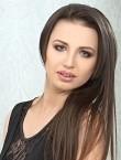 Photo of beautiful  woman Evgeniya with brown hair and green eyes - 21031