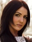 Photo of beautiful  woman Galina with brown hair and brown eyes - 20327