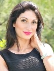 Photo of beautiful  woman Gulnar with brown hair and brown eyes - 28579