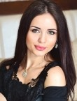 Photo of beautiful  woman Inna with black hair and green eyes - 28359