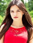 Photo of beautiful  woman Irina with brown hair and brown eyes - 19407