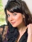 Photo of beautiful  woman Irina with brown hair and green eyes - 20996