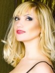 Photo of beautiful  woman Irina with blonde hair and green eyes - 21390