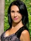 Photo of beautiful  woman Irina with black hair and hazel eyes - 21826