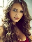 Photo of beautiful  woman Irina with light-brown hair and green eyes - 22336