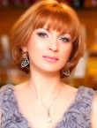 Photo of beautiful  woman Irina with light-brown hair and green eyes - 22444
