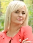 Photo of beautiful  woman Irina with blonde hair and brown eyes - 22532