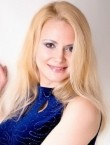 Photo of beautiful  woman Irina with blonde hair and brown eyes - 27561