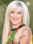 Photo of beautiful  woman Irina with blonde hair and blue eyes - 27697