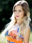 Photo of beautiful  woman Ivanna with blonde hair and blue eyes - 17965