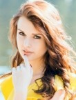 Photo of beautiful  woman Ivanna with light-brown hair and brown eyes - 21773
