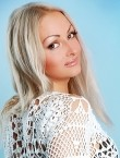 Photo of beautiful  woman Julia with blonde hair and brown eyes - 21788