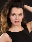 Photo of beautiful  woman Julia with black hair and brown eyes - 22179