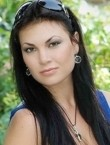 Photo of beautiful  woman Julia with light-brown hair and brown eyes - 22337