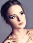 Photo of beautiful  woman Juliya with blonde hair and green eyes - 21280