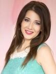 Photo of beautiful  woman Juliya with brown hair and green eyes - 28398