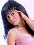 Photo of beautiful  woman Karine with black hair and brown eyes - 27934