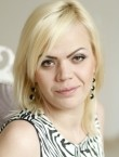Photo of beautiful  woman Katerina with blonde hair and green eyes - 21325