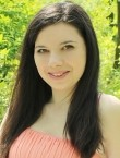 Photo of beautiful  woman Katerina with brown hair and hazel eyes - 28509