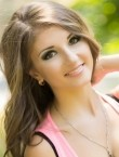 Photo of beautiful  woman Katherine with brown hair and brown eyes - 20768