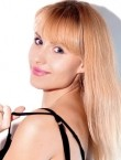 Photo of beautiful  woman Kristina with blonde hair and green eyes - 27772
