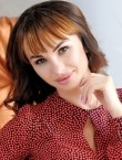 Photo of beautiful  woman Ksenia with light-brown hair and brown eyes - 22537