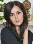 Photo of beautiful  woman Ksenia with brown hair and brown eyes - 28448