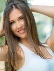 Photo of beautiful  woman Ksenija with light-brown hair and blue eyes - 20916