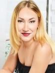 Photo of beautiful  woman Kseniya with blonde hair and brown eyes - 27812