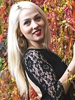 Photo of beautiful  woman Larisa with blonde hair and blue eyes - 17956