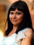 Photo of beautiful  woman Lidiya with brown hair and hazel eyes - 20359