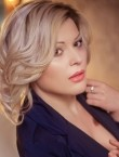 Photo of beautiful  woman Liliya with blonde hair and brown eyes - 21387