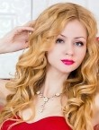 Photo of beautiful  woman Lilya with blonde hair and grey eyes - 20635
