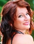 Photo of beautiful  woman Luydmila with light-brown hair and blue eyes - 20342