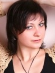 Photo of beautiful  woman Lyubov with brown hair and grey eyes - 21176