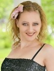Photo of beautiful  woman Lyudmila with blonde hair and grey eyes - 28392