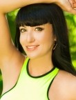 Photo of beautiful  woman Maria with brown hair and brown eyes - 21824