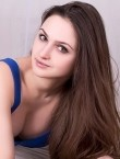 Photo of beautiful  woman Maria with light-brown hair and grey eyes - 28201