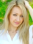 Photo of beautiful  woman Marina with blonde hair and green eyes - 21480