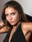 Photo of beautiful  woman Marina with light-brown hair and brown eyes - 27907