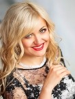 Photo of beautiful  woman Marina with blonde hair and green eyes - 28726