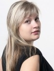 Photo of beautiful  woman Mary with blonde hair and brown eyes - 20695