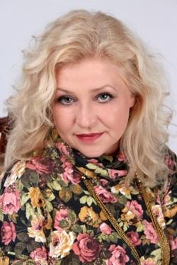 Photo of beautiful Ukraine  Maryana with blonde hair and green eyes - 20848