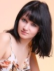 Photo of beautiful  woman Nadejda with black hair and grey eyes - 21177