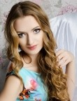 Photo of beautiful  woman Nadejda with light-brown hair and grey eyes - 28370