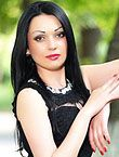 Photo of beautiful  woman Nadezhda with black hair and brown eyes - 18214