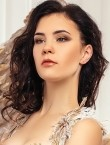 Photo of beautiful  woman Nadezhda with brown hair and green eyes - 27979
