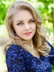 Photo of beautiful  woman Nadezhda with light-brown hair and blue eyes - 28544
