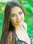 Photo of beautiful  woman Natalia with brown hair and green eyes - 20639